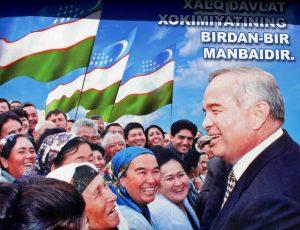 karimov poster