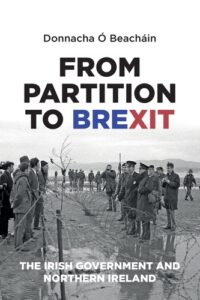 Cover for a book called From Partition to Brexit